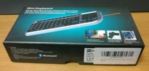 Riitek Rii mini Bluetooth keybord RT-MWK02
