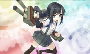 駆逐艦 朝潮改