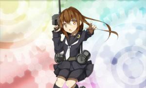 駆逐艦 文月改
