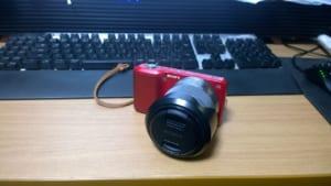MyCamera。 Sony NEX-3。