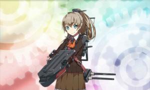 航空巡洋艦 熊野改