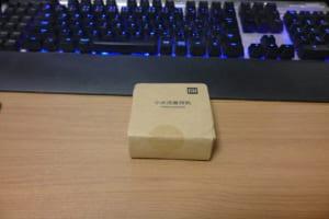 XiaomiPsitonパッケージ