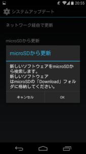 DMC-CM1 update microSD