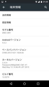 DMC-CM1 OK Update