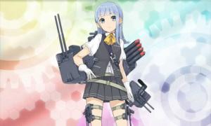 駆逐艦 初風改