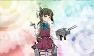 駆逐艦 高波改