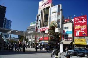 中野北口駅前