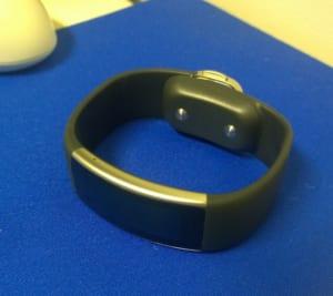 Microsoft Band2 本体