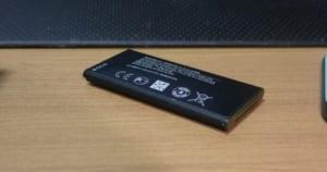 NokiaX Battery