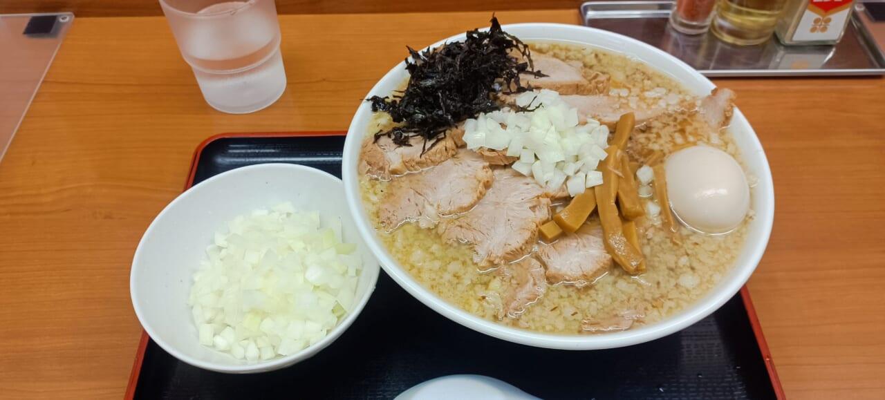 肉煮干中華そば 鈴木ラーメン店